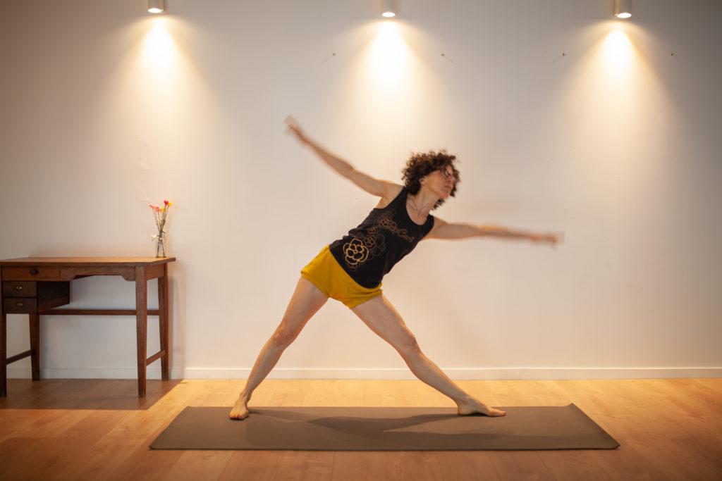 cours de yoga Iyengar avec Mon Yoga Ma Santé à Nantes